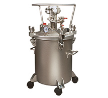 Pressure Tank Only - Stainless