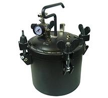 Resin Casting Pressure Tanks