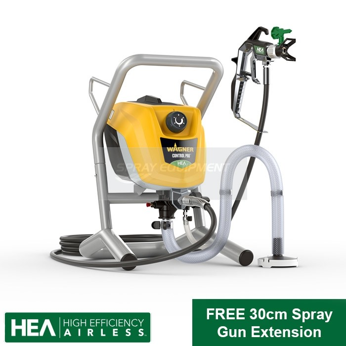 wagner hea control pro 250m airless sprayer. Black Bedroom Furniture Sets. Home Design Ideas