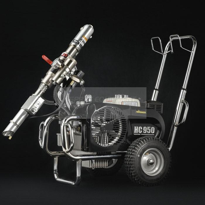 wagner hc950g hc950e airless sprayer. Black Bedroom Furniture Sets. Home Design Ideas