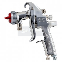 Anest Iwata Air Gunsa AZ1 HTE-2S Pressure Feed Spray Gun