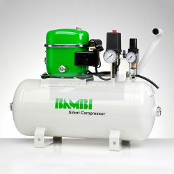 Bambi BB24 BB24V Silent Air Compressor 230v