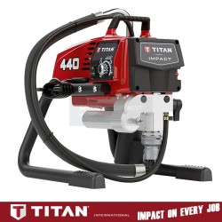 Titan Impact 440 Airless Sprayer Package