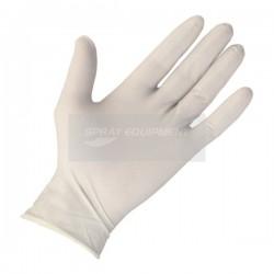 Latex Gloves Powdered Large - Box 100