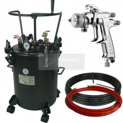 Pressure Tank Spray Packages - Select Package