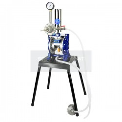 Prona R1500 Double Diaphragm Paint Pump