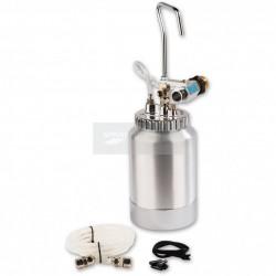 Q-Tech Remote Pressure Pot Assembly Kit