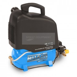 Nu-Air VENTO OM 200/6 Silenced Air Compressor 230v