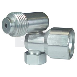SES High Pressure Airless Spray Tip Swivel 7/8""