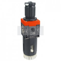 Metalwork Syntesi Compressed Air Filter Regulator