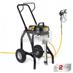 Wagner PS325 Airless Sprayer With Vector Grip Spray Gun