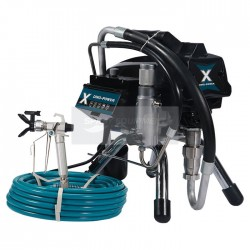 SES DP-X24 Airless Sprayer Package