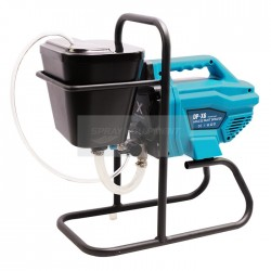 SES DP-X6V Airless Sprayer Package With Hopper