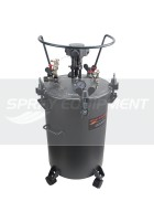 Paint Pressure Tank 60 Litre Air Driven Agitator
