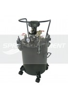 Paint Pressure Tank 20 Litre Air Driven Agitator