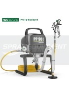 Wagner PP90 Extra Skid HEA 230v Airless Spray Unit