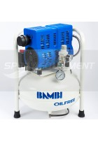 Bambi PT24 Oil Free Ultra-Low Noise Air Compressor