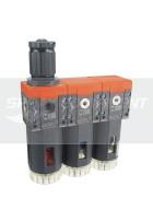 Syntesi 3 Stage Breathing Air Filter Regulator