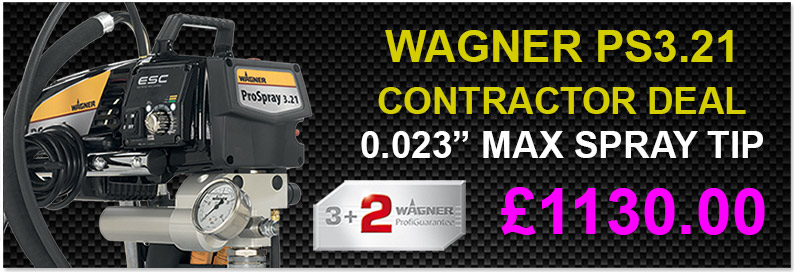Wagner PS321 3.21 Airless Deal